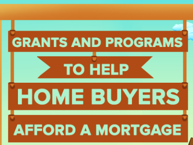 How to get FREE money to help you buy your first home.