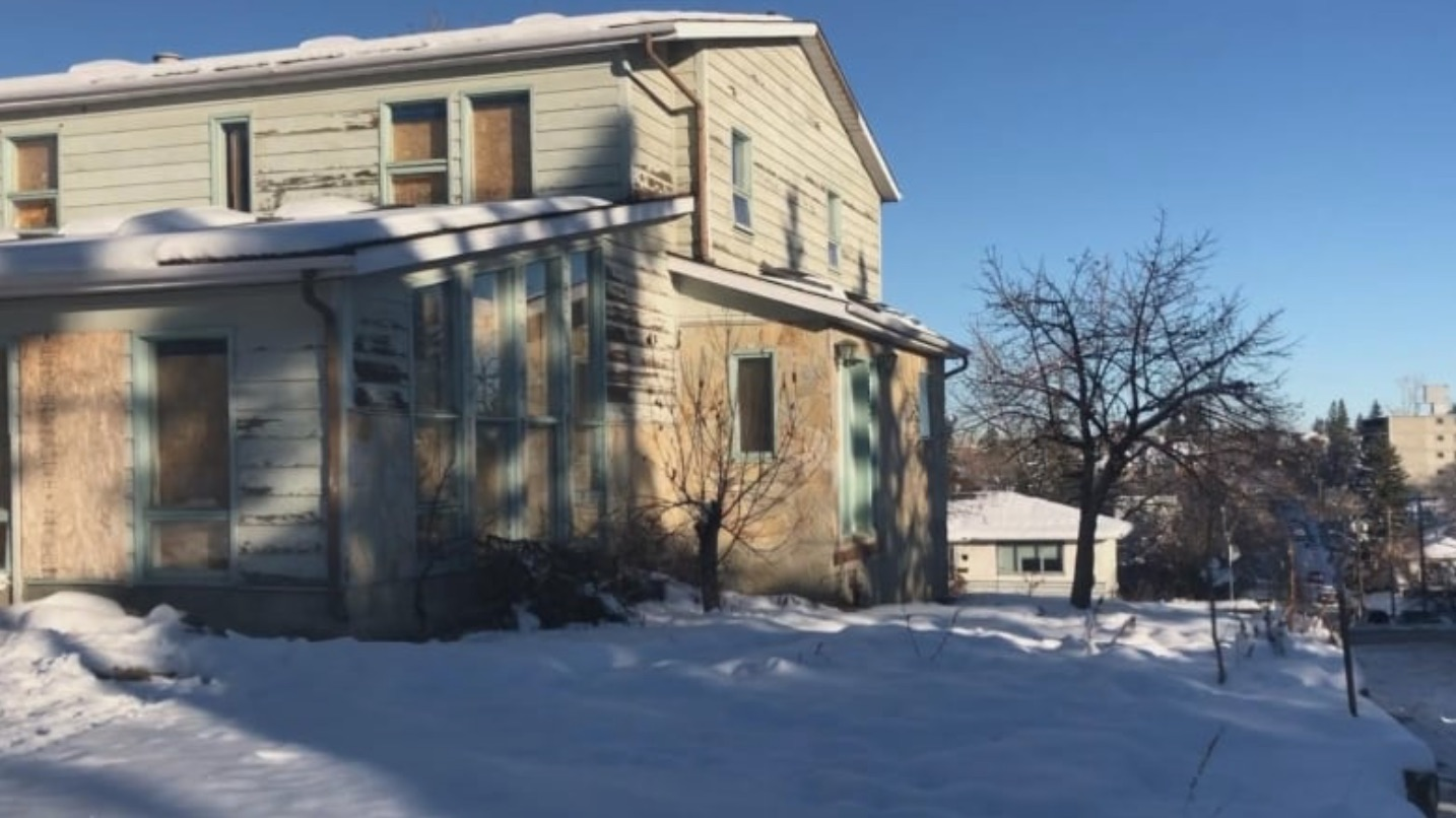 Surplus of abandoned homes frustrates Bankview residents