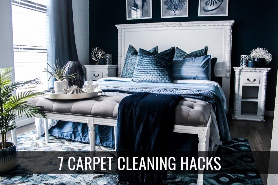 7 Carpet Cleaning Hacks You Need to Try