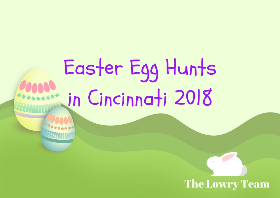 Easter Egg Hunts in Cincinnati 2018