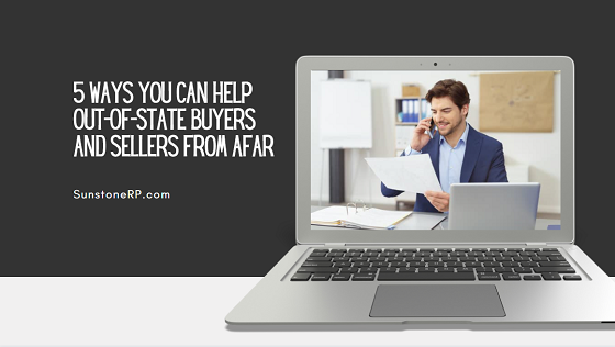 Whether you're representing a buyer or seller who wants to move to Lake Havasu, it can be challenging if they're out of state, but we have tips that can help!