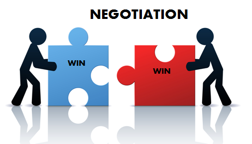 Keep Cool While Negotiating