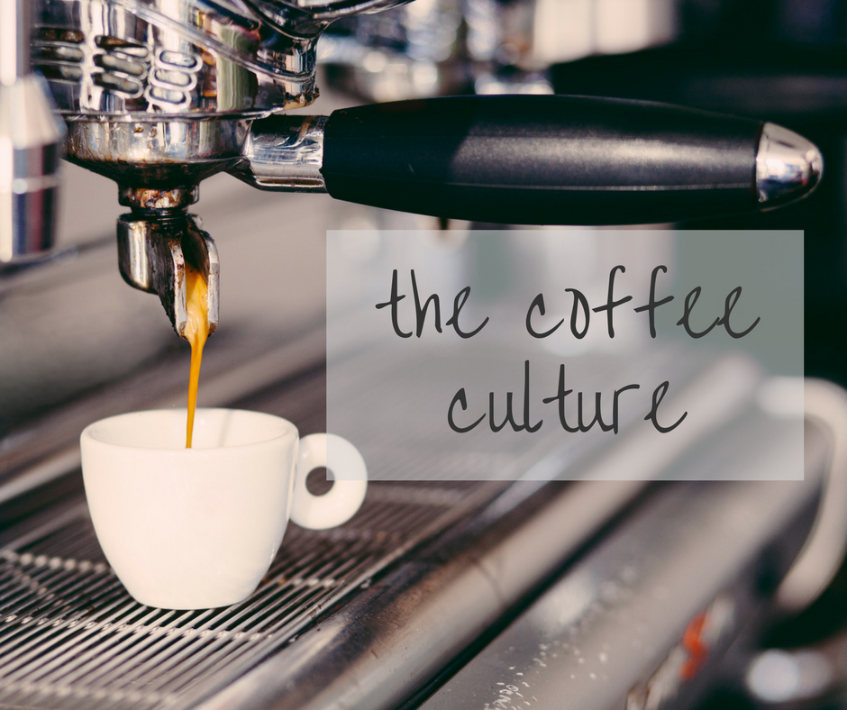 The Coffee Culture