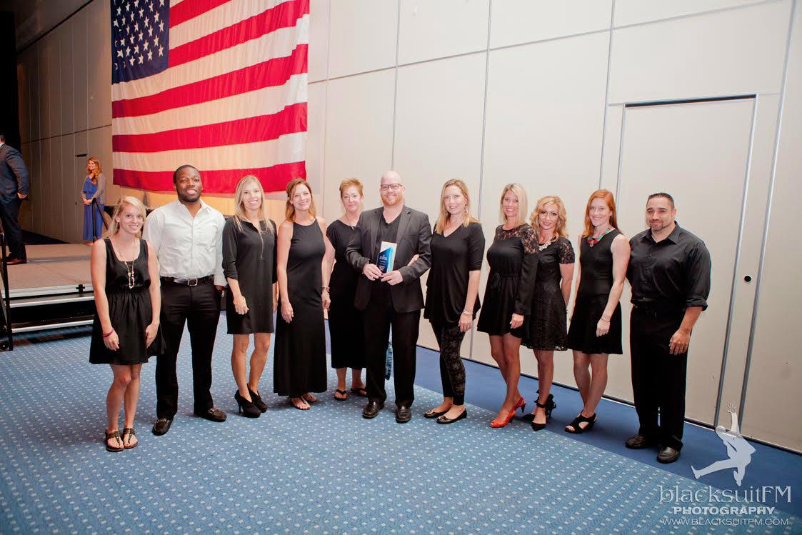 """Nathan Abbott Team Wins ResortQuest Real Estate """"Top Producer"""" - 4th Year in a Row!"""