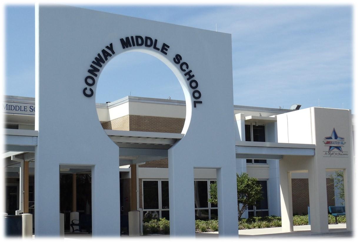 Conway Middle School District Orlando FL Jarrett West EXIT Realty Magic City