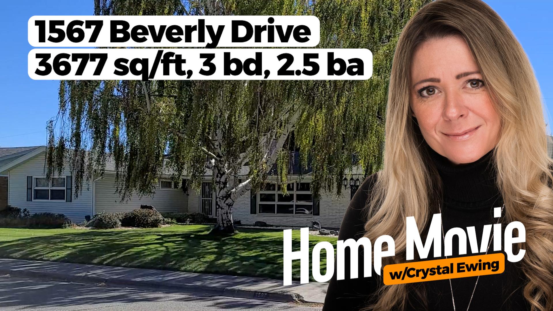 NEW TO THE MARKET! 1567 Beverly Road in Idaho Falls, Idaho!