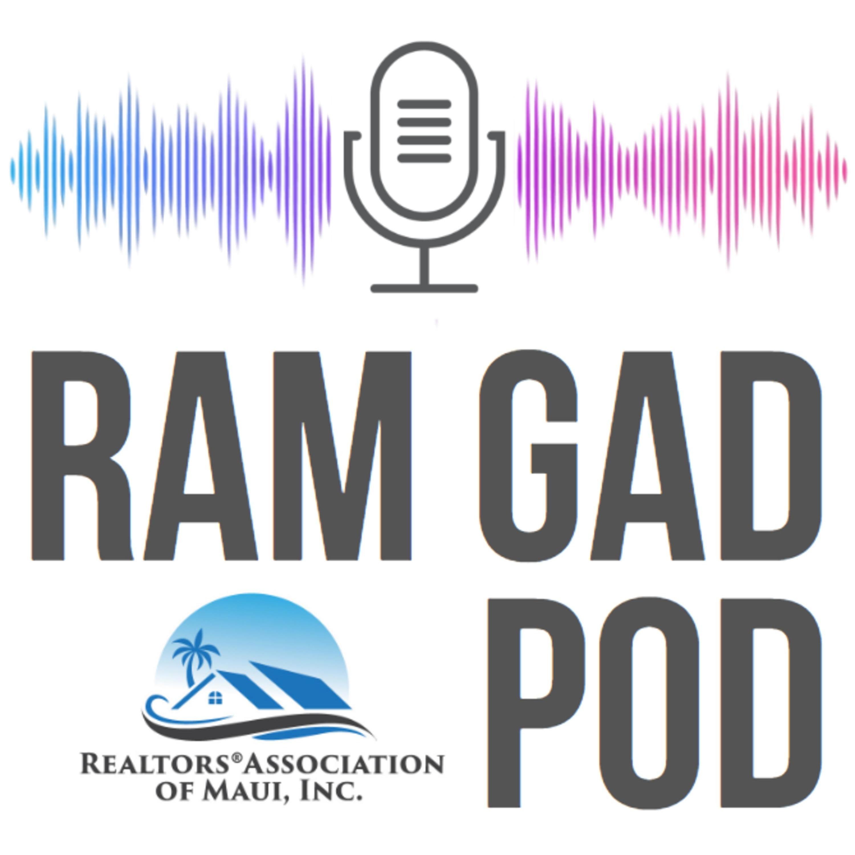 The REALTORS Association of Maui Government Affairs Director Podcast