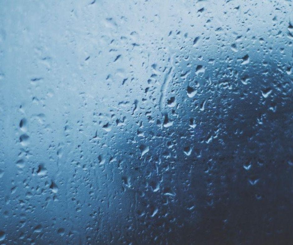 Rain, rain go away?