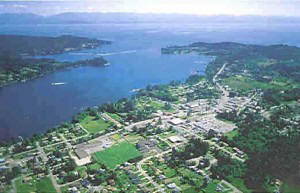 Featured District: Sooke - A Western Getaway