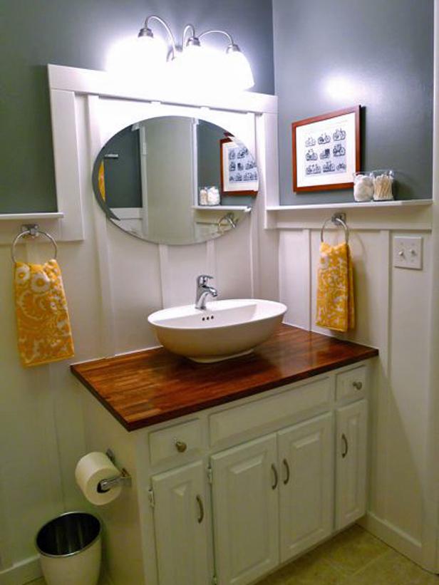 Bathrooms on a Budget? NO WAY!!!